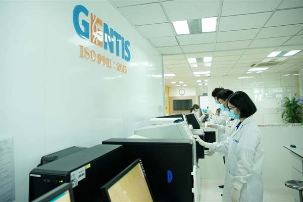 Trung tâm xét nghiệm ADN - Gentis