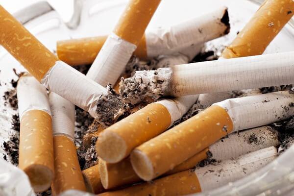 Trong một số trường hợp, bạn có thể lấy đầu lọc thuốc lá làm mẫu xét nghiệm ADN.